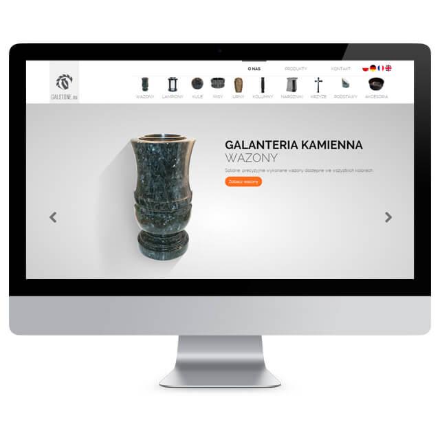 Galstone - strona www