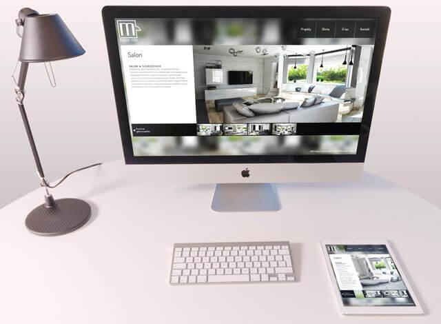 Morphina Studio - tworzenie responsywnej stron internetowych w RWD i HTML 5