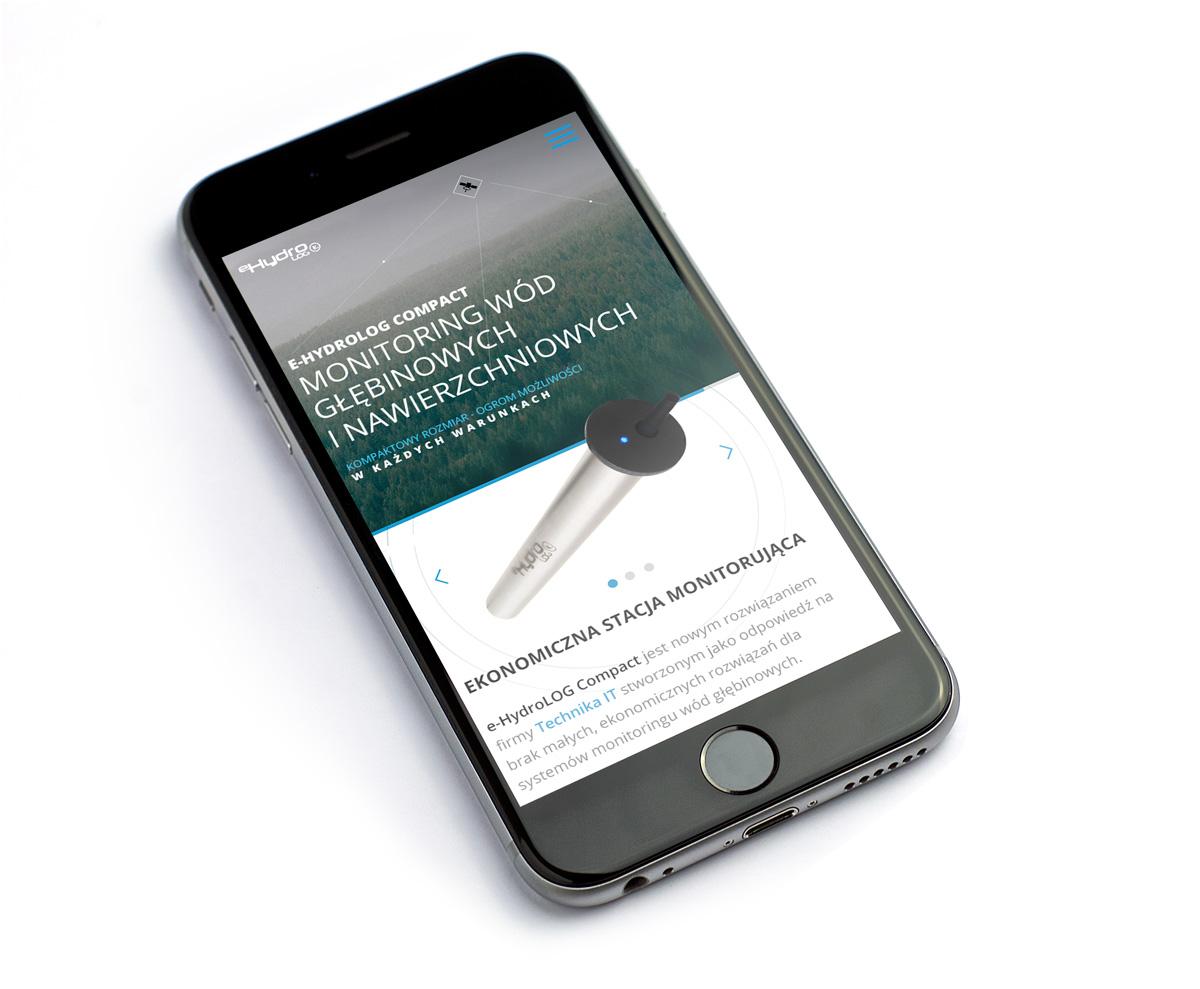 Projektowanie strony internetowej mobile first - na telefon i urządzenia mobilne