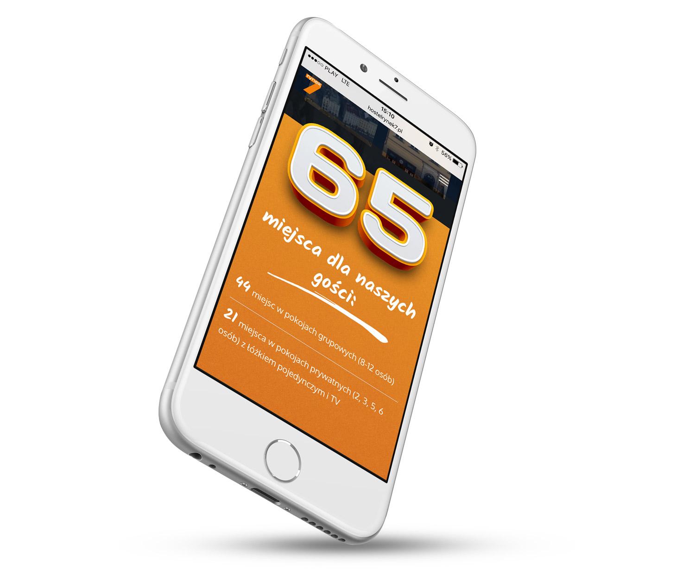 Hostel Rynek 7 - mobilna strona www