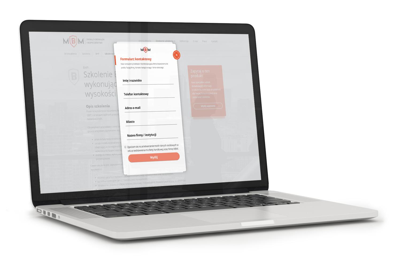 mbm-strona-www-formularz-kontaktowy