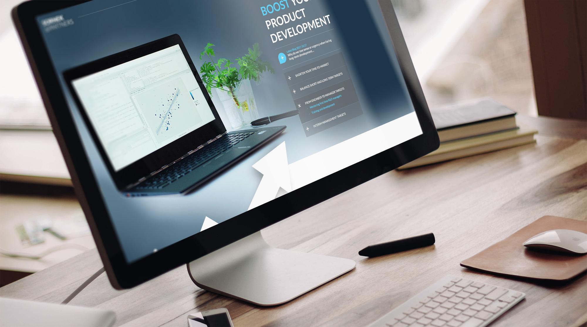 Sornek&Partners - nowa, nowoczesna strona internetowa