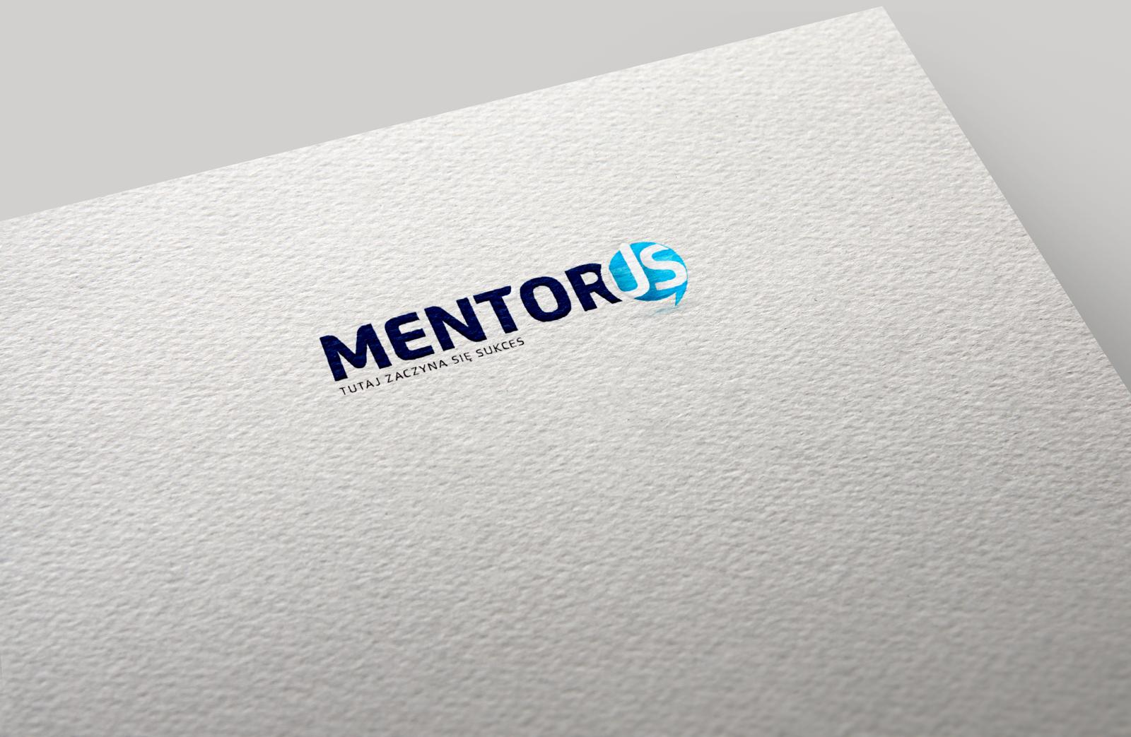 Mentorus - projekt logo