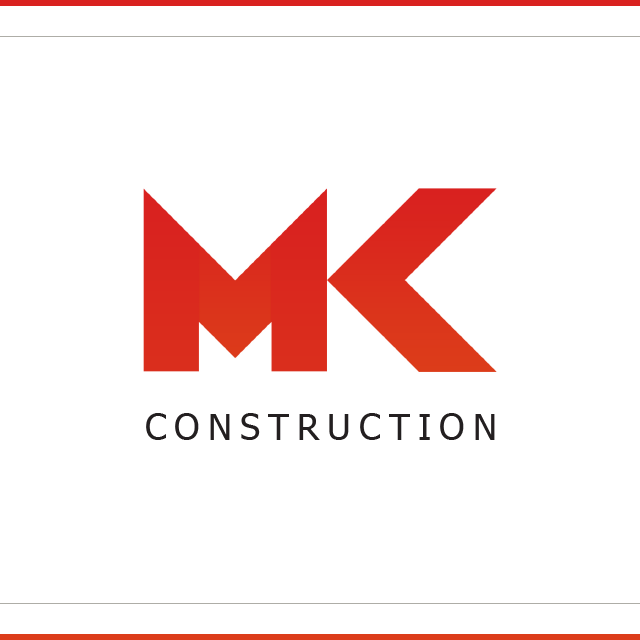MK Construction logo