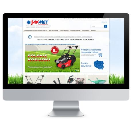 Sklep internetowy Jakmet