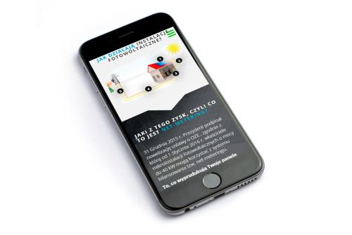 Projektowanie stron internetowych mobile first