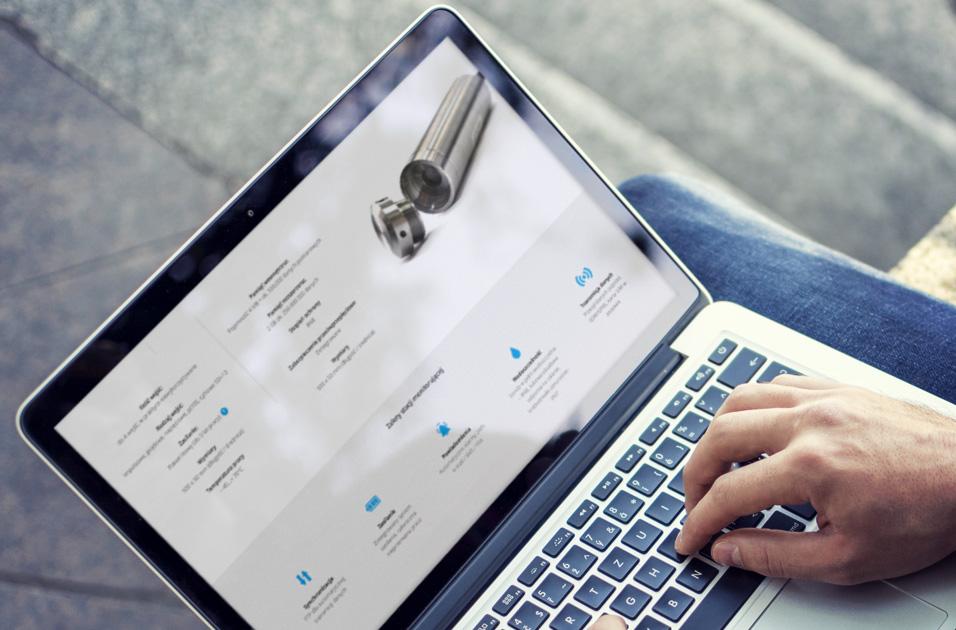Strona internetowa e-Hydrolog