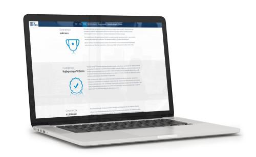 Best Service - strona www biznesowa
