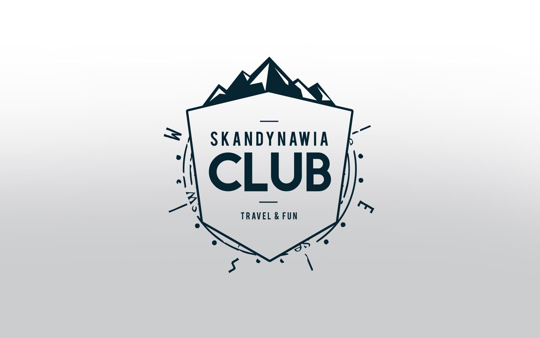 Skandynawia Club - projekt logo