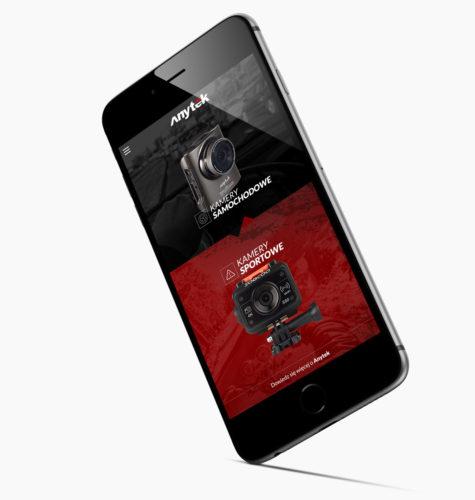 Projekt strony www - responsive web design