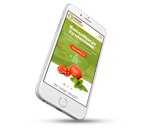 Napędzamy do zmiany - nowoczesna strona internetowa dla trenera coacha / coaching, fitness