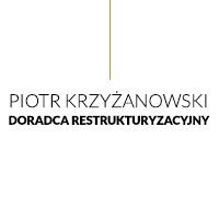 Logo Piotr Krzyżanowski Doradca Restrukturyzacyjny