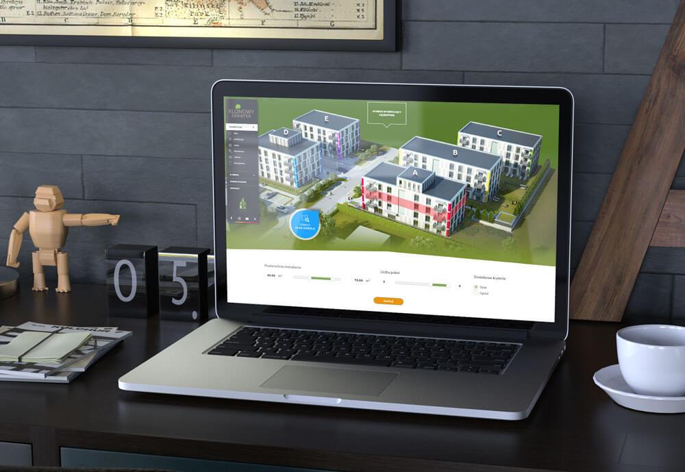 Albero Invest - Klonowy Zakątek - nowa strona internetowa