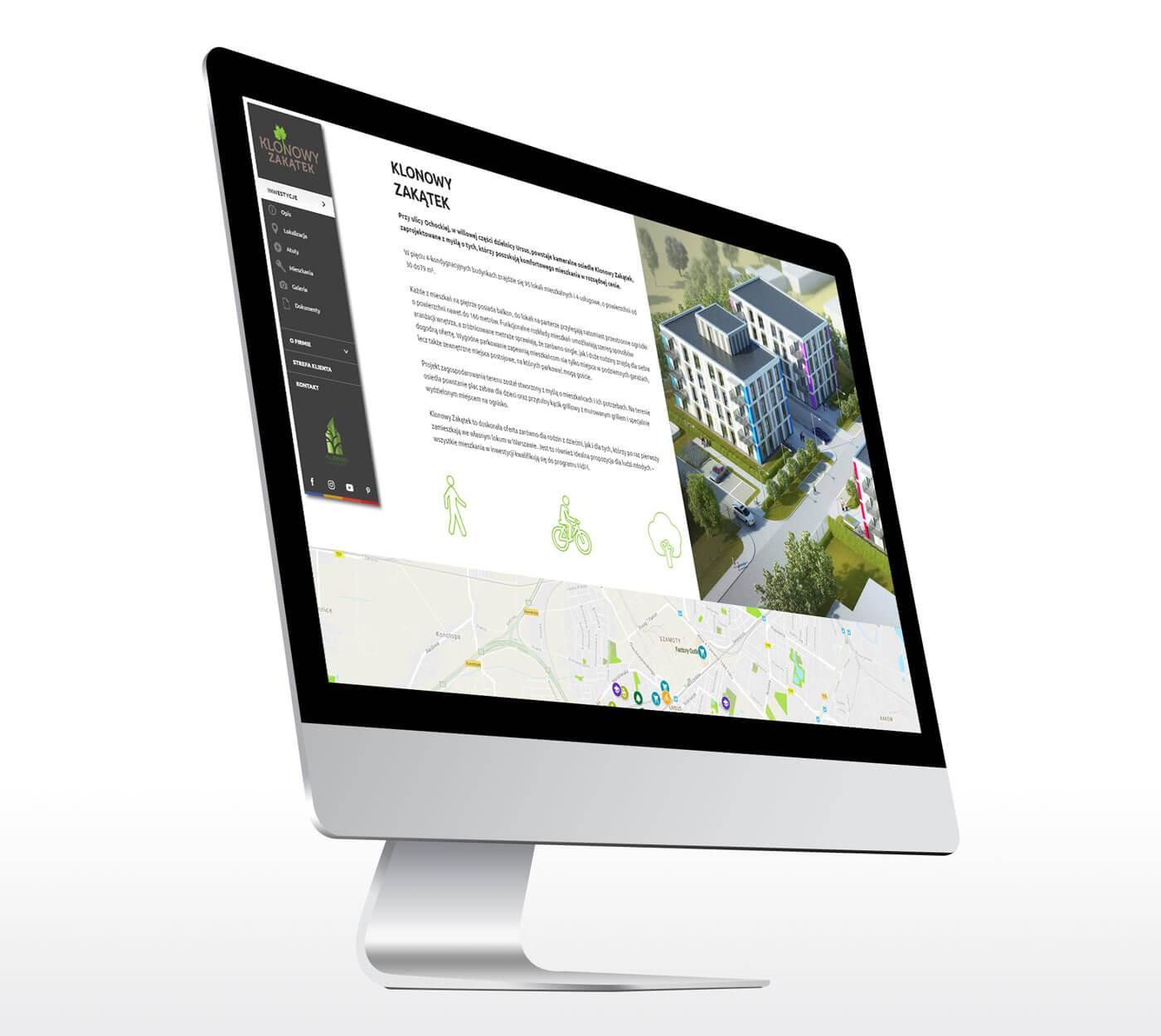 Albero Invest - strona internetowa www
