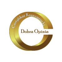 Certyfikat Konsumencki Dobra Opinia