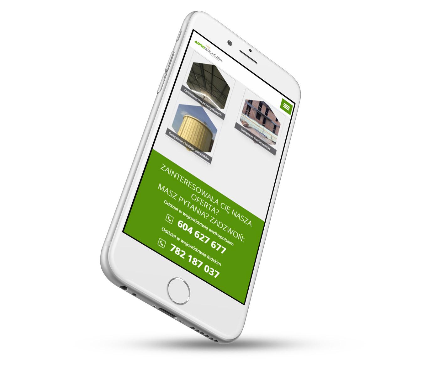 Agroizolacja - strona www