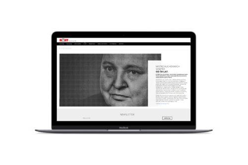 Meble Rust - strona www producenta mebli
