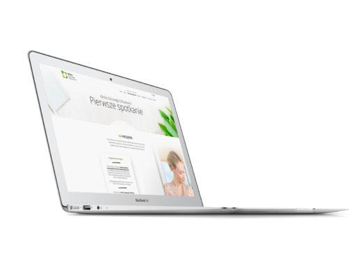 Nowa strona internetowa Klinika Zdrowego Odzywiania