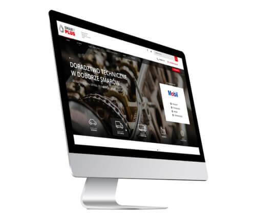 Nowa strona internetowa SmarTPLUS - oleje silnikowe, autoryzowany dystrybutor MOBIL