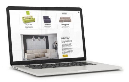 DCM strona internetowa www