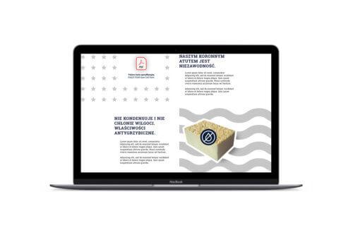 Eagle Foam nowa strona internetowa