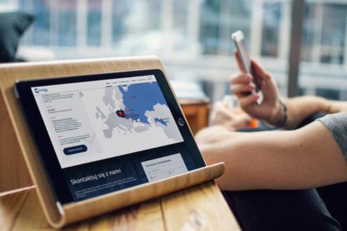MAD MAX - nowa strona internetowa z branży HR, rekrutacja pracowników z zagranicy