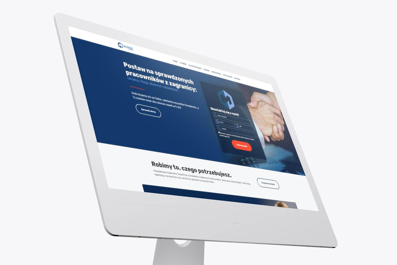 MAD MAX serwis internetowy pośrednictwa pracy - pracownicy ze Wschodu gotowi do pracy w Polsce. Lokalizacja: Katowice