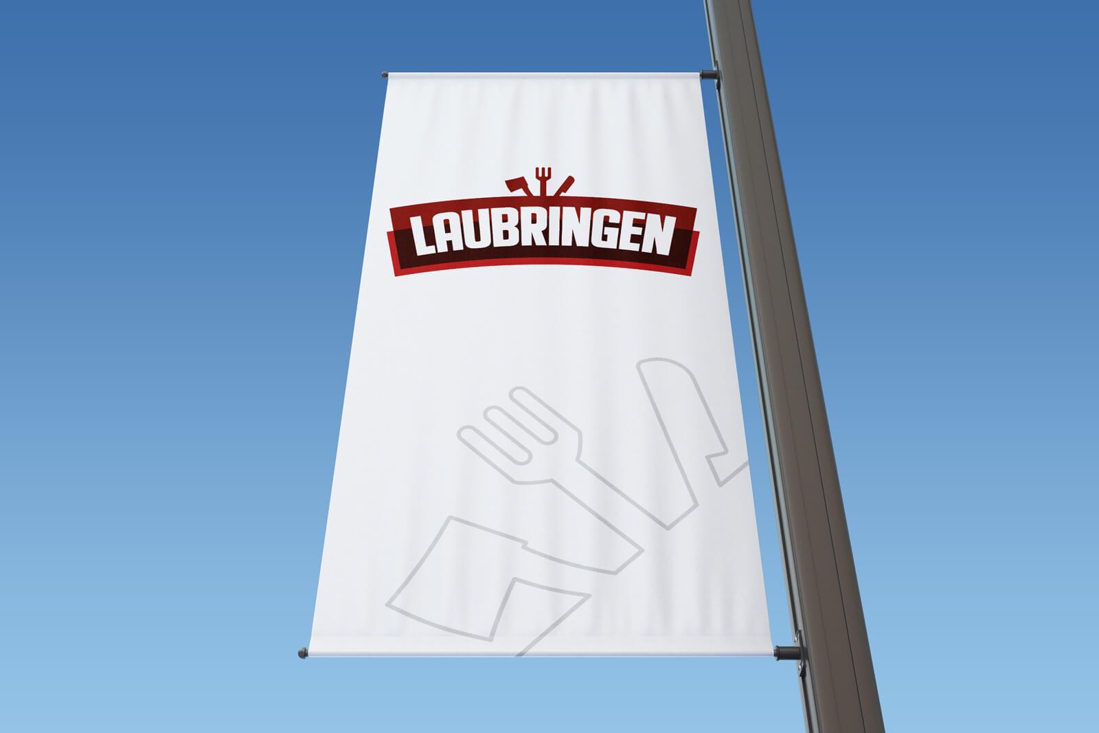 Logo laubringen