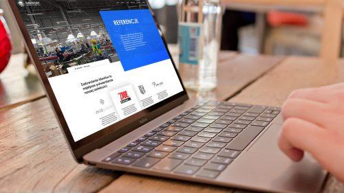 Gregory Klimatyzacje - nowa strona internetowa, projekt i kodowanie na WordPressie