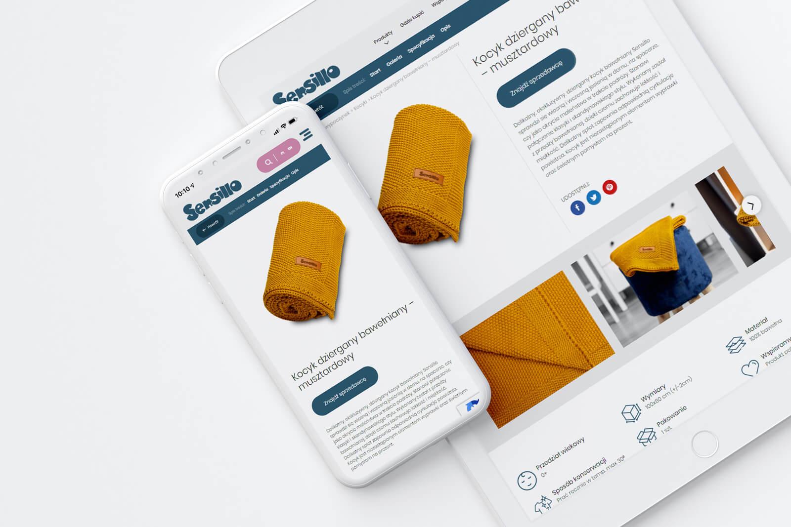 Sensillo - nowy sklep internetowy z akcesoriami dla dzieci